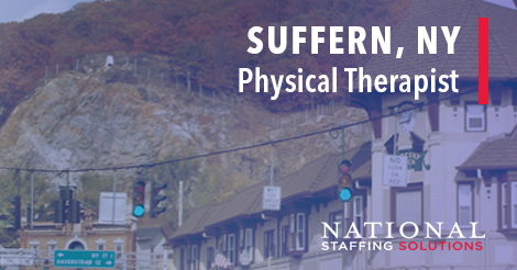 Physical Therapy Job in Suffern, New York Image