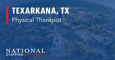 Physical Therapy Job in Texarkana, Texas Image