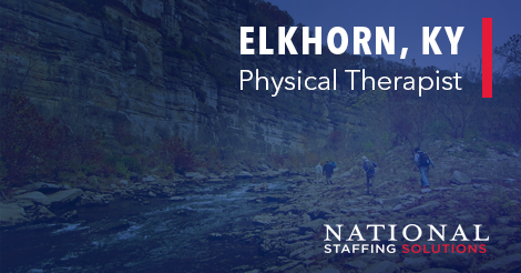 Physical Therapy Job in Elkhorn, KY Image