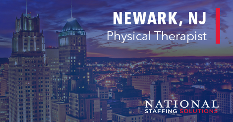 Physical Therapy Job in Newark, NJ Image