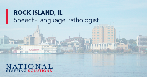 Speech-Language-Pathology Job in Rock Island, Illinois Image